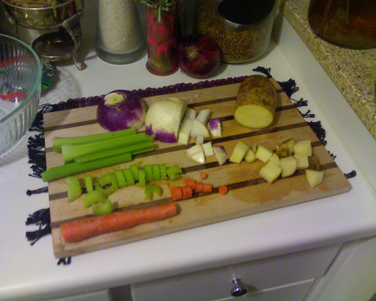 Picture of The Veggies!