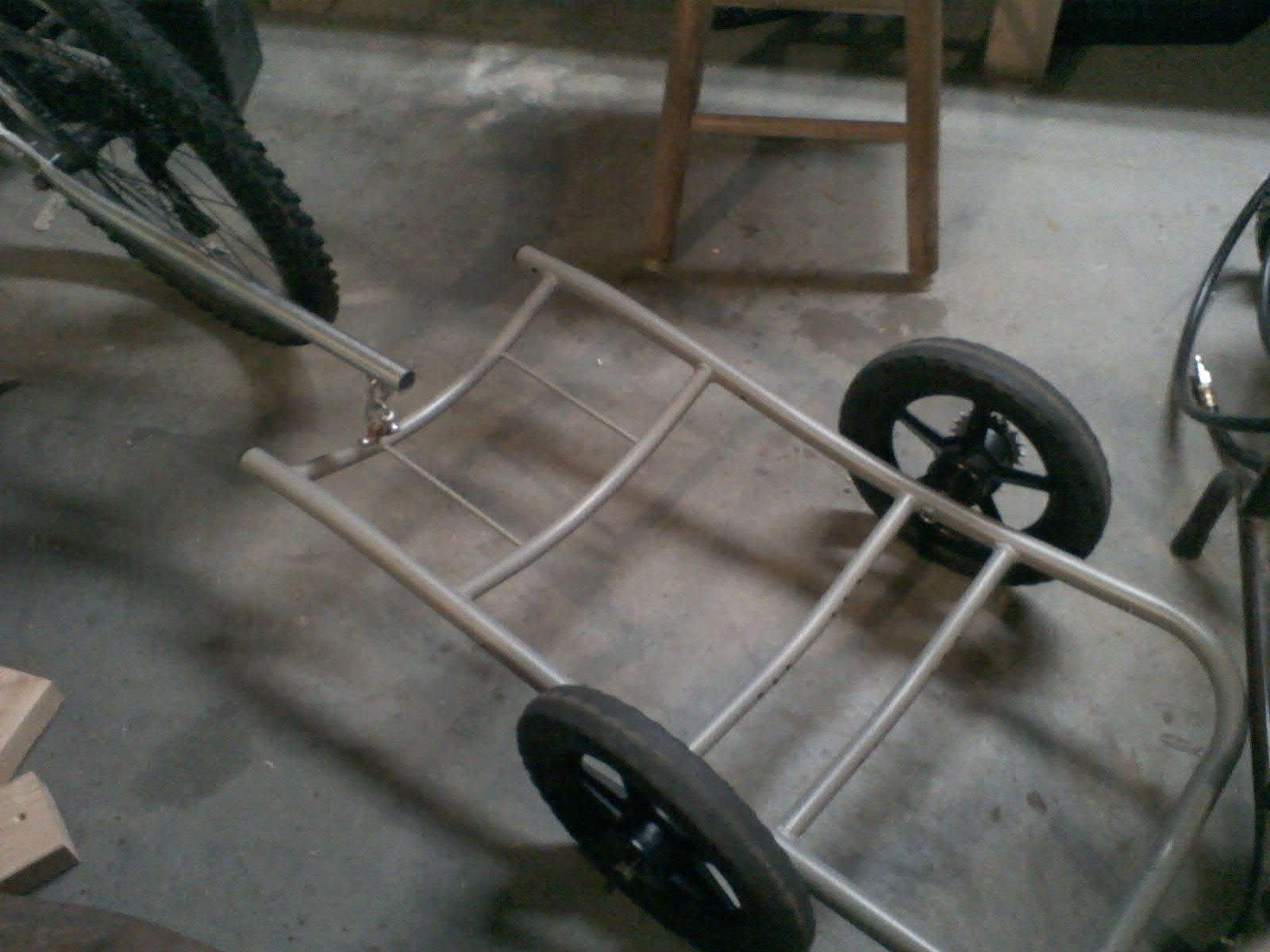 Picture of Simple Bike Trailer