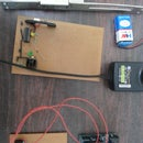 Control access to your LOCK remotely using Arduino, SensorMonkey and RF module