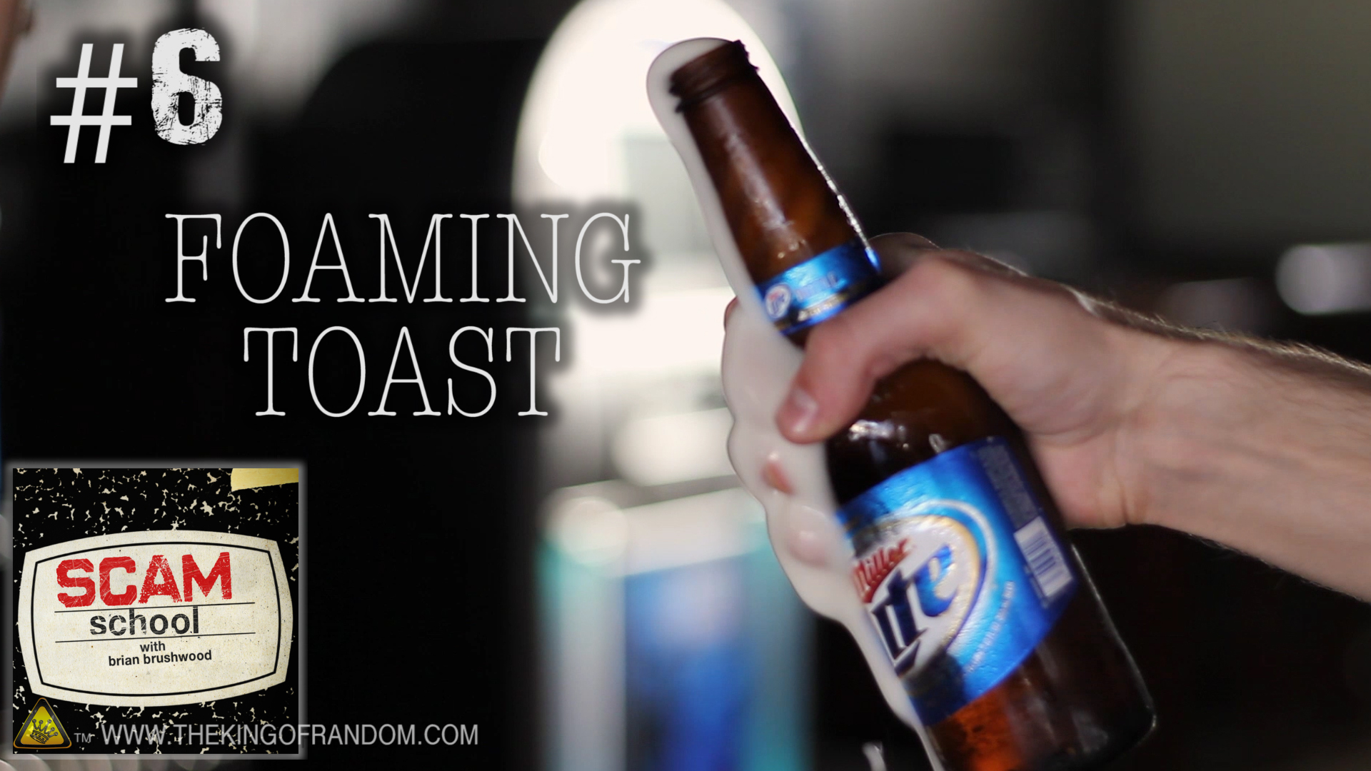 Picture of Foaming Toast - ScamSchool
