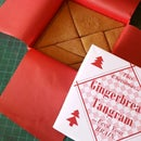 Gingerbread Tangram