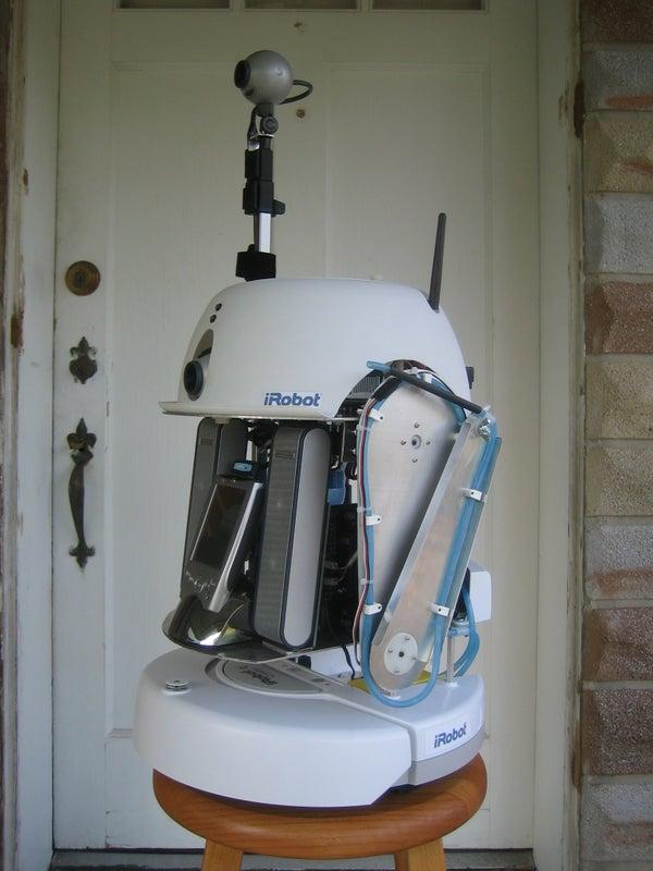 IRobot Create Personal Home Robot