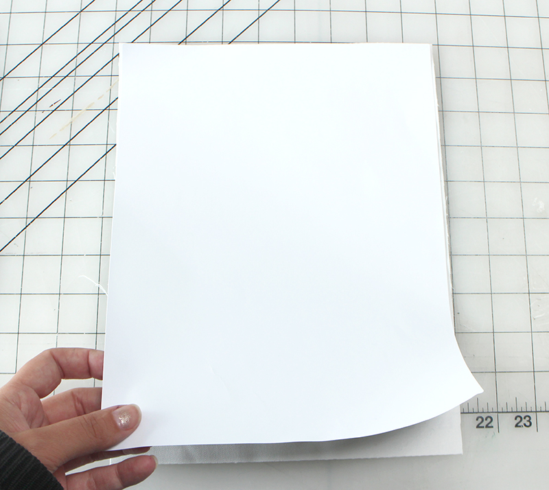 Picture of Back Fabric