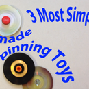 3 Humming Tops From CD