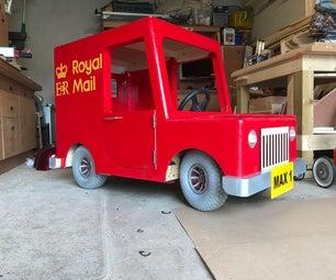 RC 24V Postman Pat Van