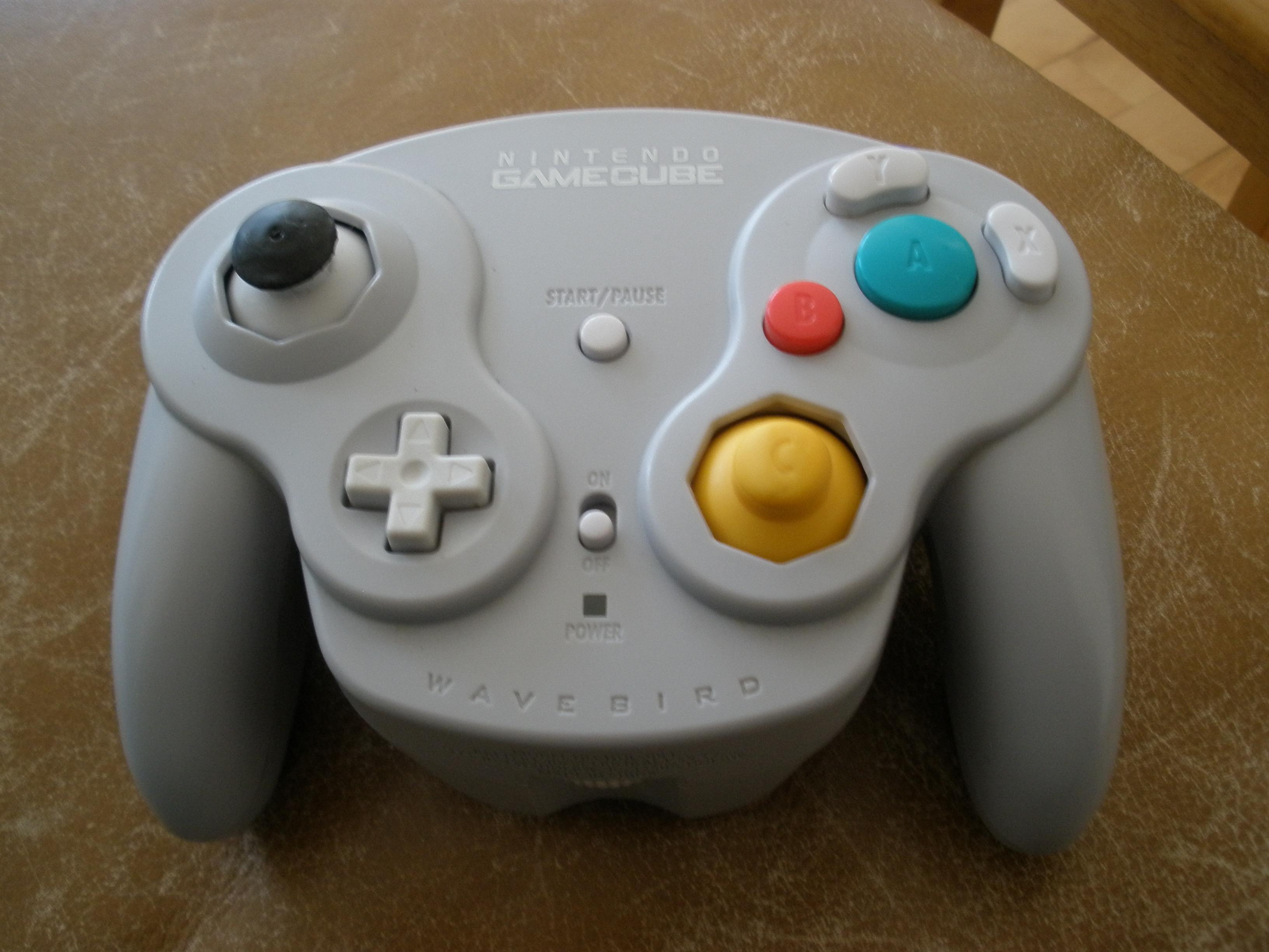 Picture of Repairing Joystick/Thumbpad on Gamecube Controller