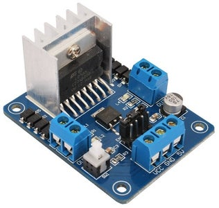 Commercially Available DC Motor Driver