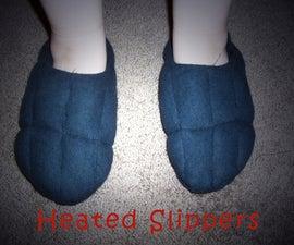Heated Slippers