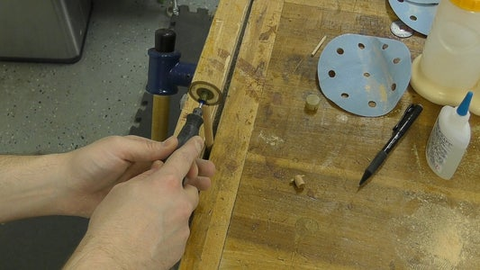 Making the Buttons