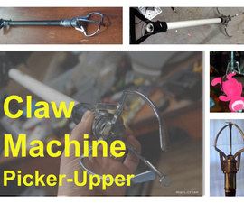 Claw Machine Picker-Upper