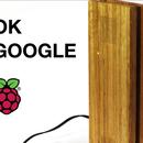 Raspberry Pi Google Assistant With Sleek Wood Box