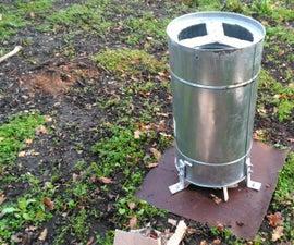aRToo stove - TrashTech #2