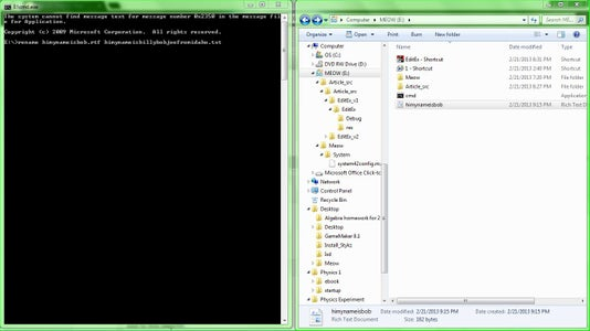 How to Rename a File to Any Thing, Hide Files, and Have Fun With .zip Files