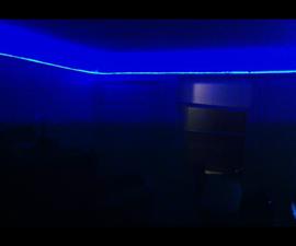 Sound Reactive LEDs