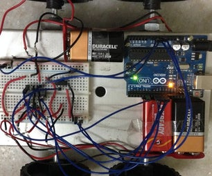 Remote Controlled Robot Using Arduino and T.V. Remote