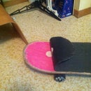 How To Fix Skate Board Grip Tape