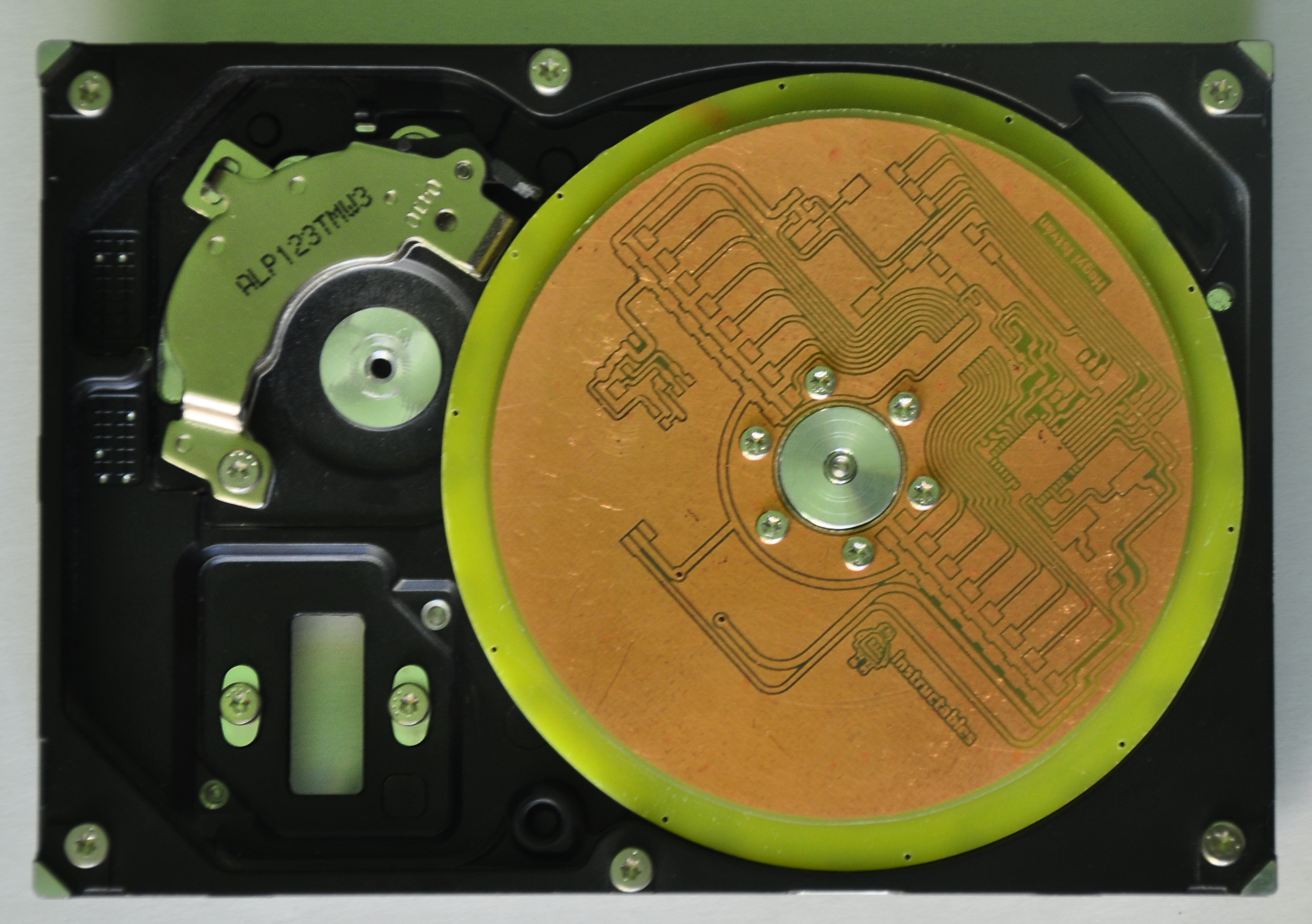 Picture of Designing and Making the PCB