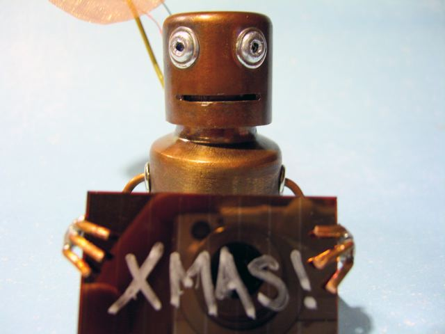 Picture of Give the Gift of Robot Invasion