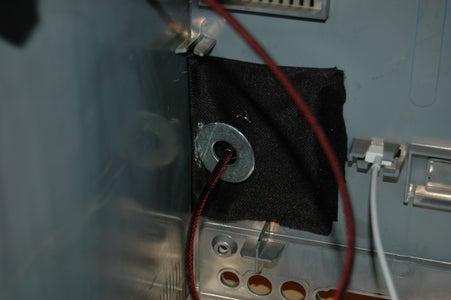 Pressing the Lock Button
