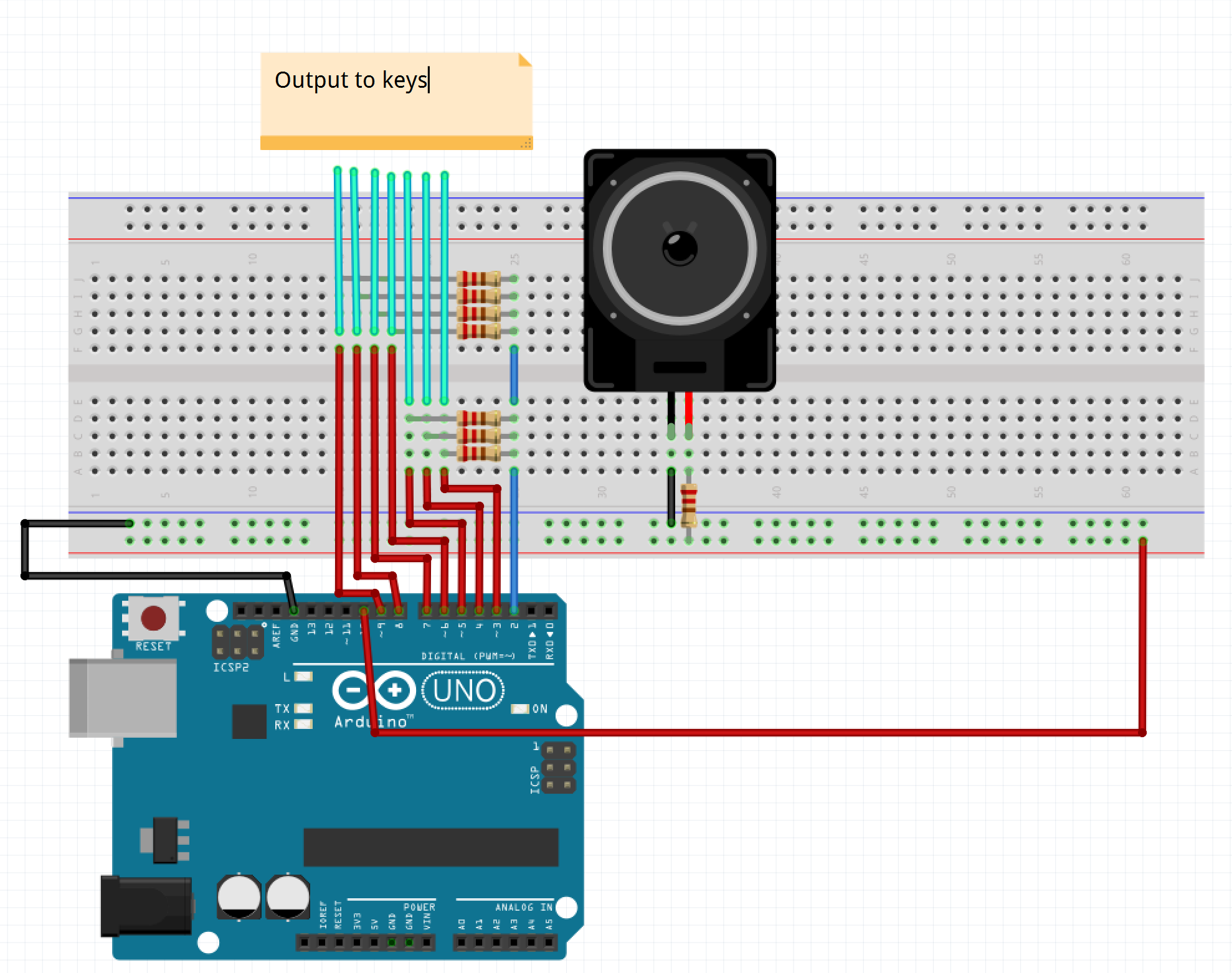 Picture of Arduino Setup