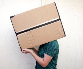 Cardboard Box Eclipse Viewer