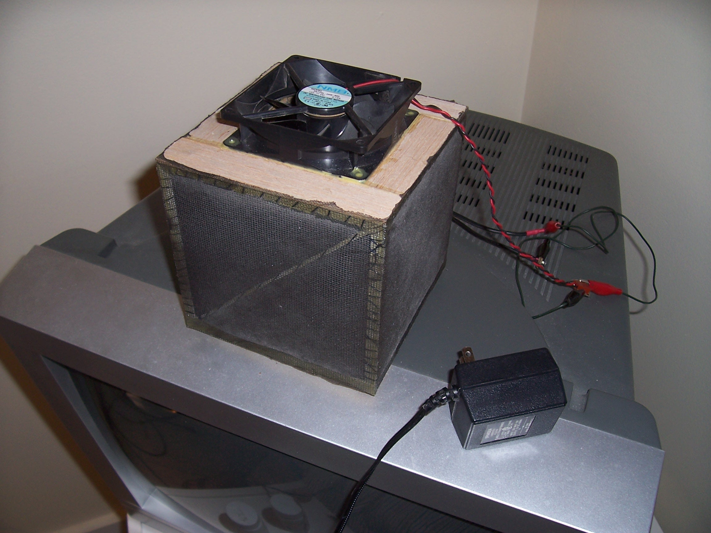 Activated Carbon Air Filter 4 Steps Instructables