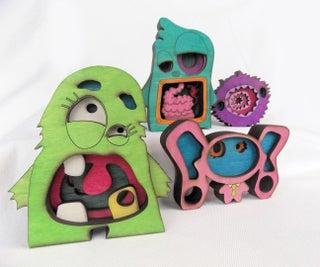DIY Designer Art Toys
