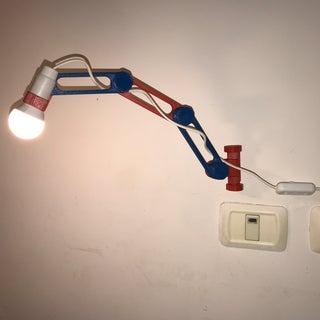 3D Printed Articulating LED Lamp