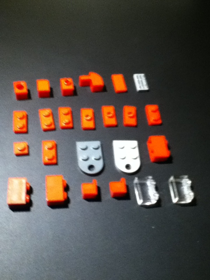 Picture of The Pieces