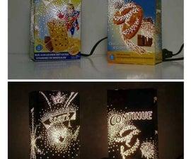 Cereal Box Nightlight