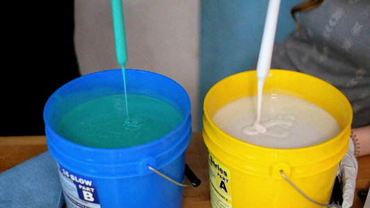 Mix and Pour Silicone