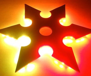Rainbow Shuriken, the Disco Star