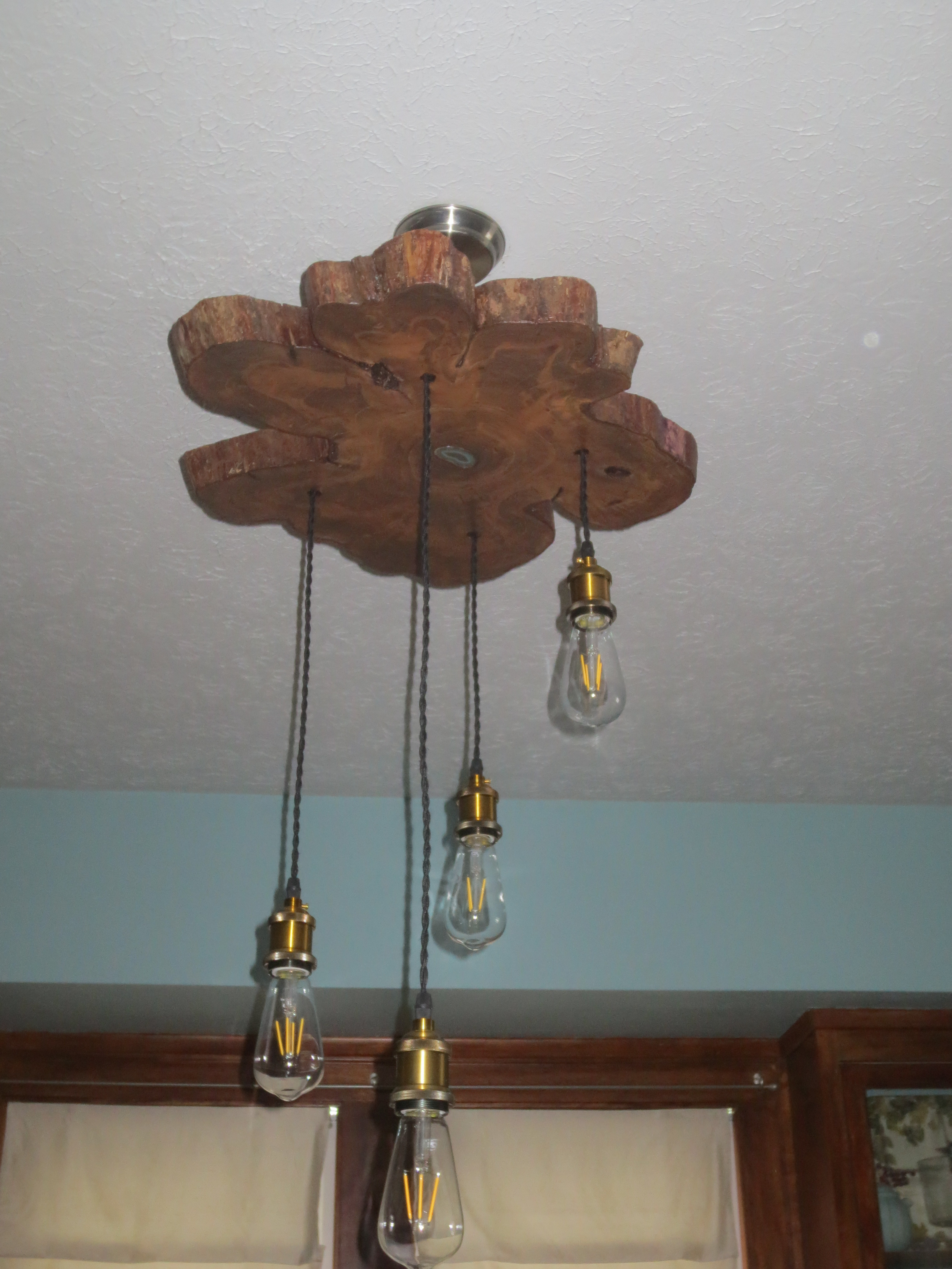 Picture of Hanging the Light