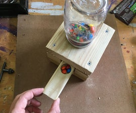 Easy to Make Candy Dispenser