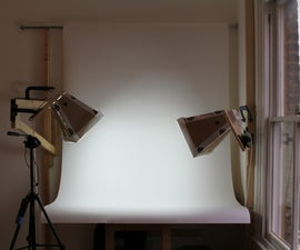 Soft-Box Photography Light