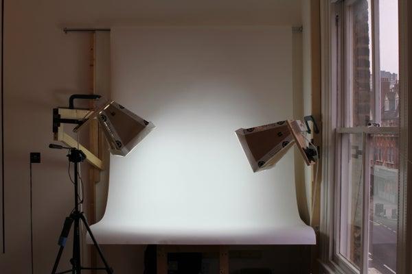 Soft-Box Photography Light