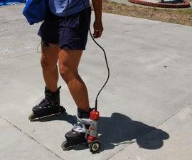 Go-llerblades: Motorized Skates - Part 1