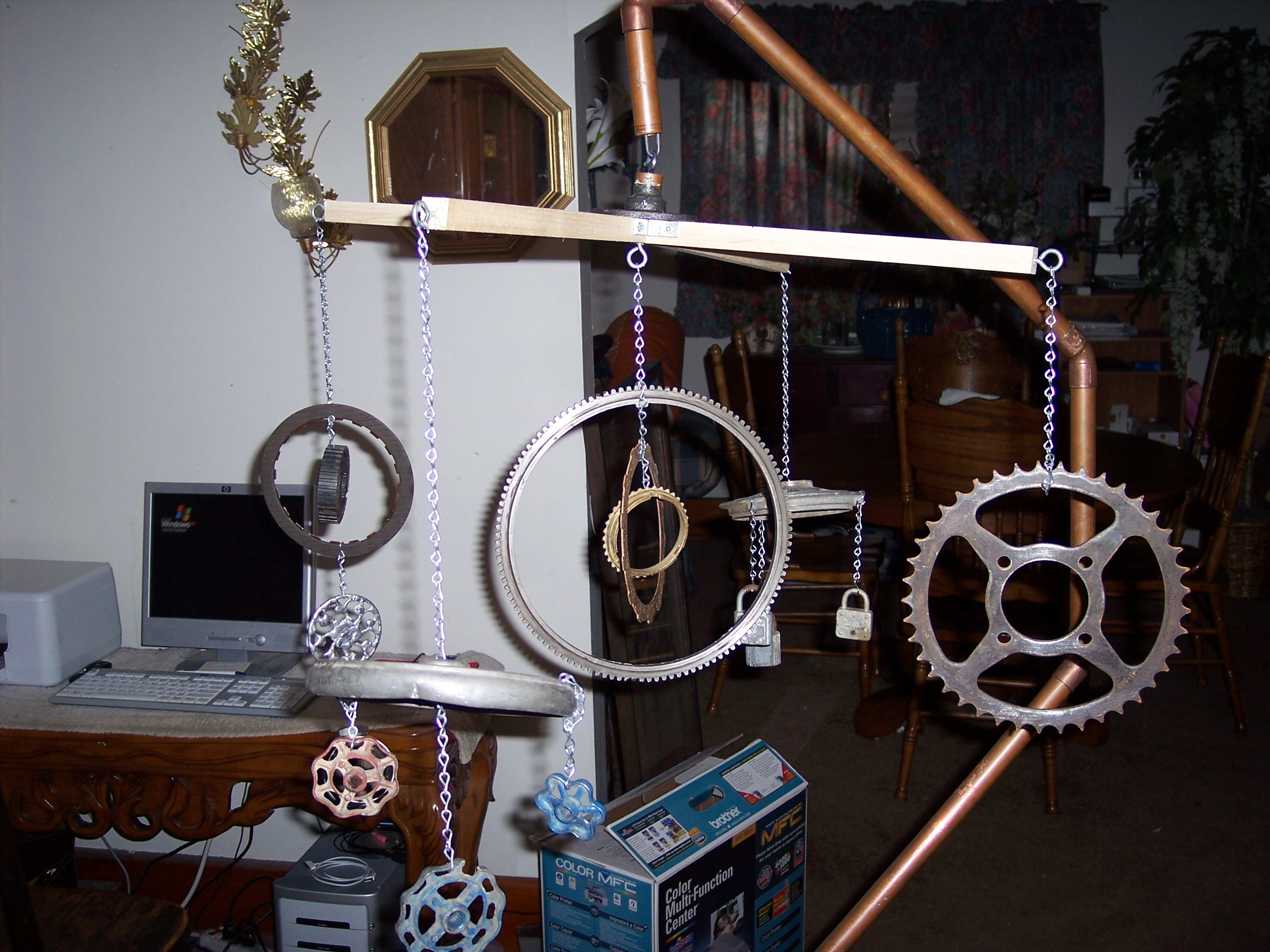 Picture of Steampunkish Mobile