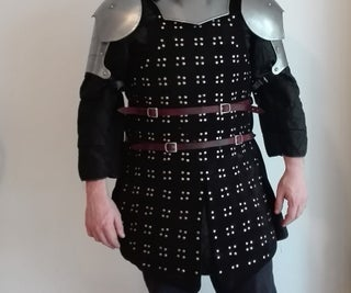 Medieval Brigandine, Nice and Easy