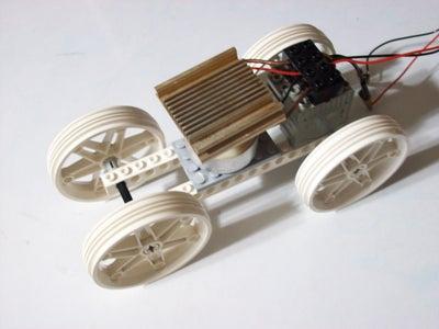 Other Ideas (Fire Powered Lego Car)