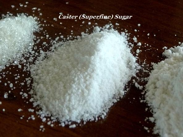 Picture of Caster (Superfine) Sugar