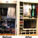 Closet Transformation - Fixing an Old Closet