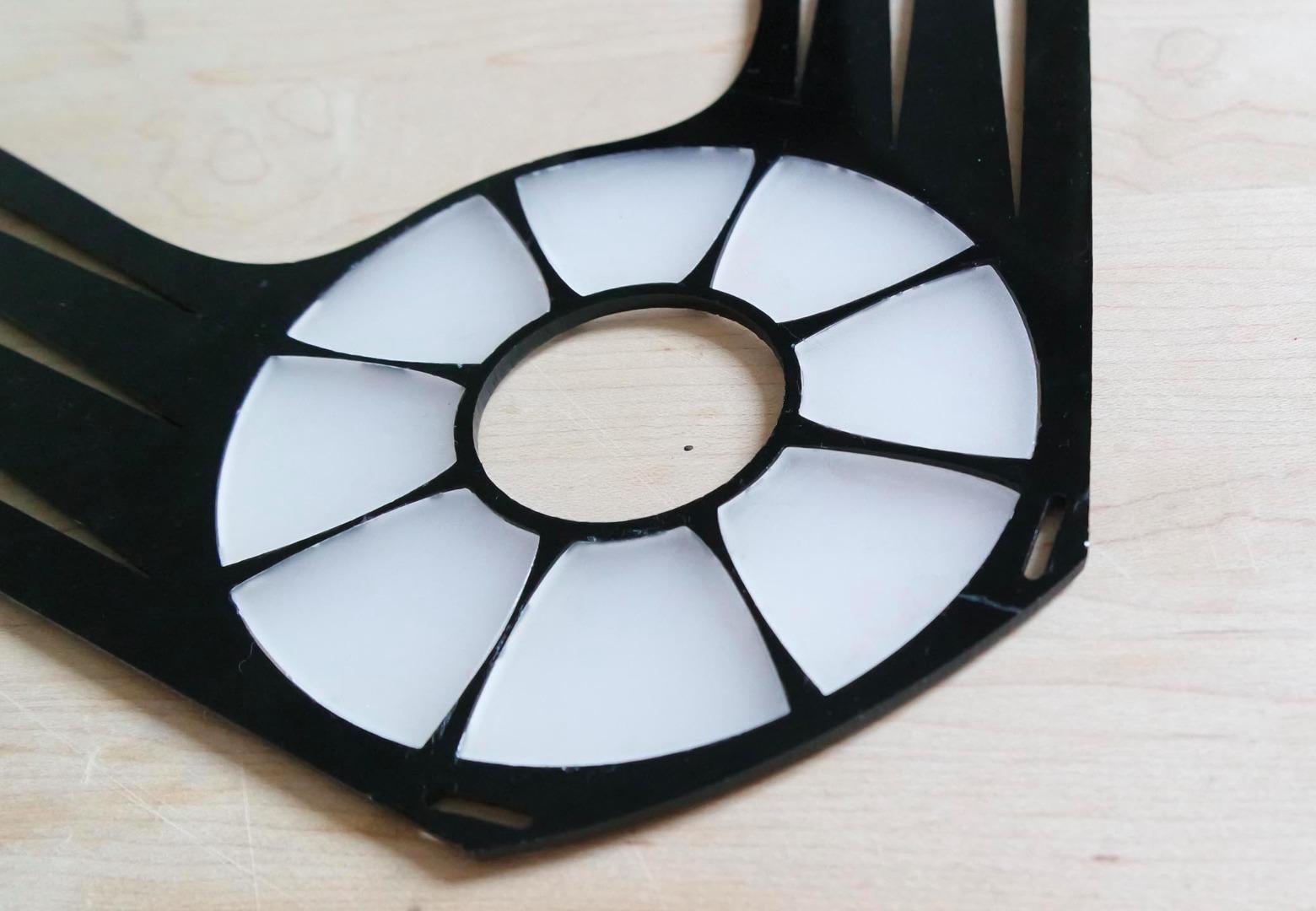 Picture of Adding the Translucent Petals