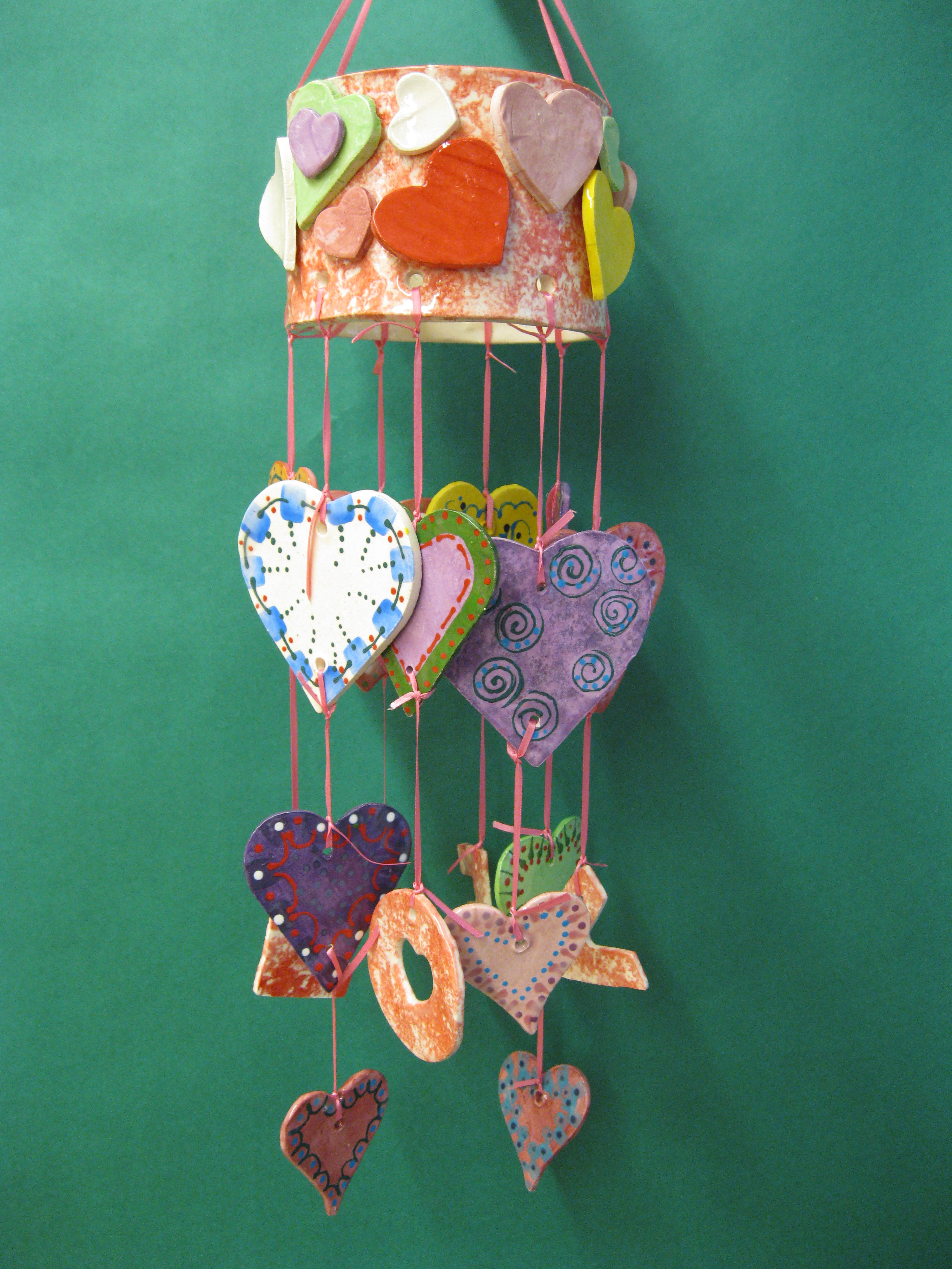 Picture of LOVE MOBILE (wind Chime)