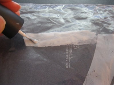 Paint the Base Strip
