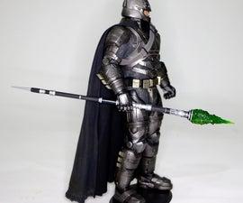 1/6 scale Kryptonite Spear
