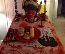 Thanksgiving Dinner Costume