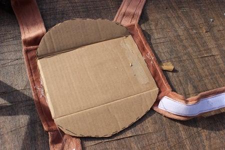 Attach Platform to Costume Wrap