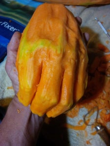 Carving the Left Hand