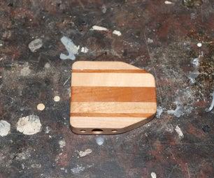 Building a Wooden Kazoo